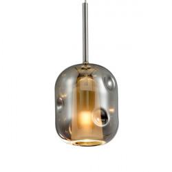 Lampa wisząca EUFORIA No. 3 chrom