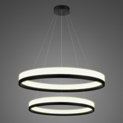 Ledowa Lampa wisząca Billions No.2 80cm - 3k  Altavola Design