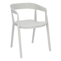 Krzesło Bow szare