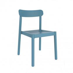 Krzesło Elba niebieskie
