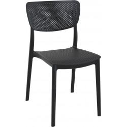 Krzesło Lucy czarne