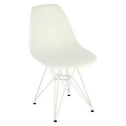 Krzesło P016 PP White białe