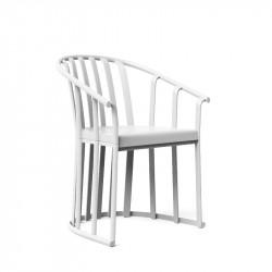 Krzesło Raff białe