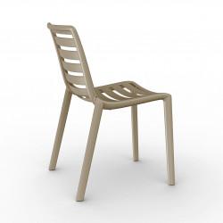 Krzesło Slatkat piaskowe