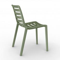 Krzesło Slatkat zielone