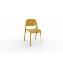 Krzesło Smart żółte