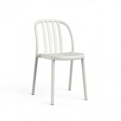 Krzesło Sue Lama białe