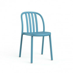 Krzesło Sue Lama niebieskie