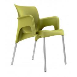 Krzesło Sun zielone