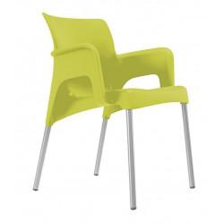 Krzesło Sun zielone jasne