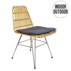 Krzesło Surabaya naturalne