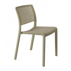 Krzesło Trama piaskowe