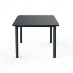 Stół Noa szary ciemny 90x90