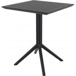 Stół składany Sky czarny