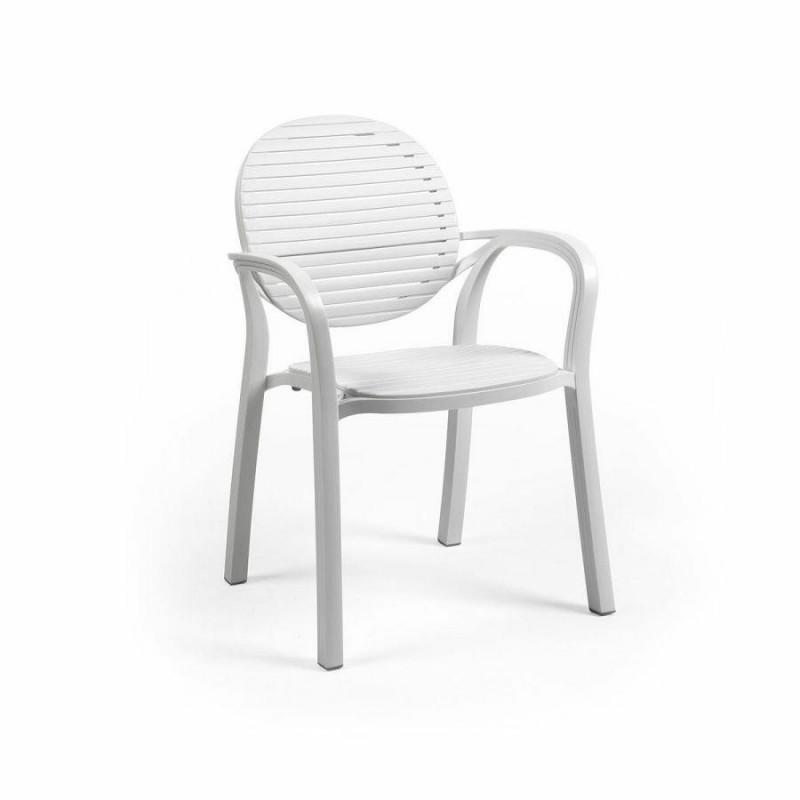 Krzesło Gardenia białe - Nardi S.R.L.