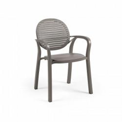 Krzesło Gardenia brązowe - Nardi S.R.L.