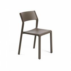 Krzesło Trill brązowe ciemne - Nardi S.R.L.