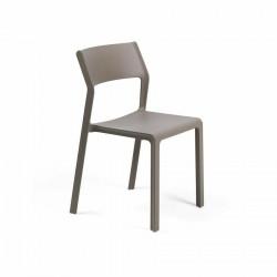 Krzesło Trill brązowe jasne - Nardi S.R.L.