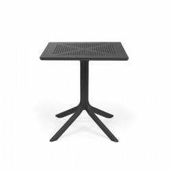 Stół Clip 70x70 antracyt - Nardi