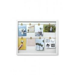 UMBRA ramka na zdjęcie CLIPLINE - biały