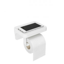 UMBRA uchwyt na papier toaletowy FLEX SURE-LOCK TOILET PAPER HOLDER/SHELF