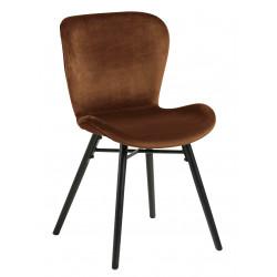 Krzesło Batilda VIC copper - ACTONA