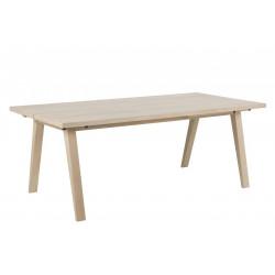 Stół A-line bielony dąb 200x95 - ACTONA