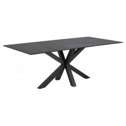 Stół Heaven black 200x100 - ACTONA