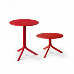 Stół Step czerwony - Nardi