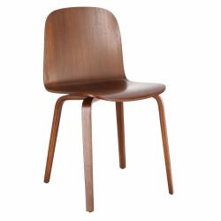 Krzesło Wilcheery dąb walnut - D2.DESIGN