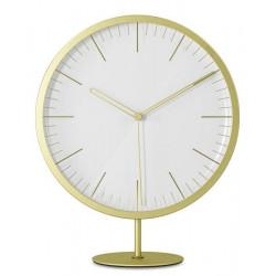 Zegar Infinity złoty mat - Umbra b.v.
