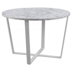 ACTONA stół AMBLE 110 biały