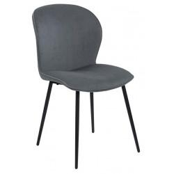 Krzesło Evelyn grey - ACTONA