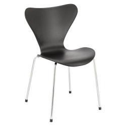 Krzesło Martinus czarne - D2.DESIGN