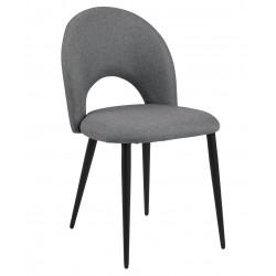 Krzesło Ayla light grey - ACTONA