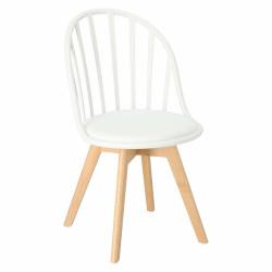 Krzesło Sirena białe - Intesi