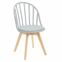 Krzesło Sirena szare - Intesi