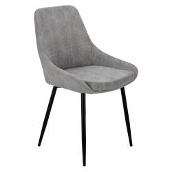Krzesło Floyd szary - Intesi