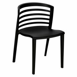 Krzesło Muna czarne - Intesi