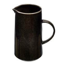 Dzbanek Negro czarny 1,5L - Intesi