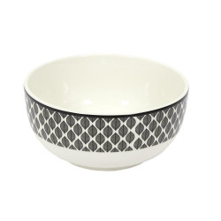 Miska ceramiczna Leaf 350ml - Intesi
