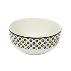 Miska ceramiczna Yellow Leaf 350ml - Intesi