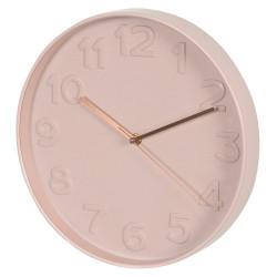 Zegar Tito różowy - Intesi
