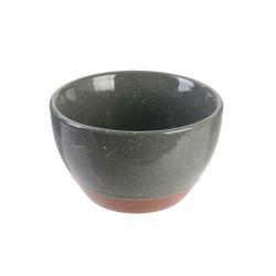 Miska ceramiczna Pavot 300ml szara - Intesi