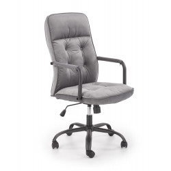 COLIN fotel pracowniczy popielaty - Halmar