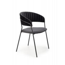 K426 krzesło czarny - Halmar