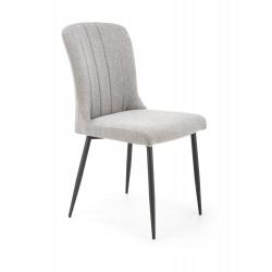 K428 krzesło jasny popiel - Halmar