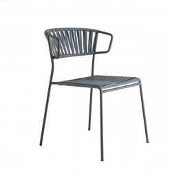 Krzesło Lisa Club Arm antracytowe - SCAB Design