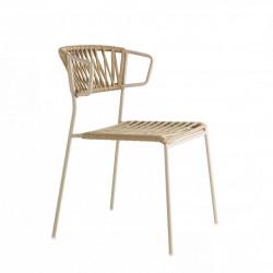 Krzesło Lisa Filo Arm szare - SCAB Design