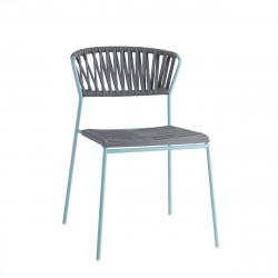 Krzesło Lisa Filo niebieskie - SCAB Design